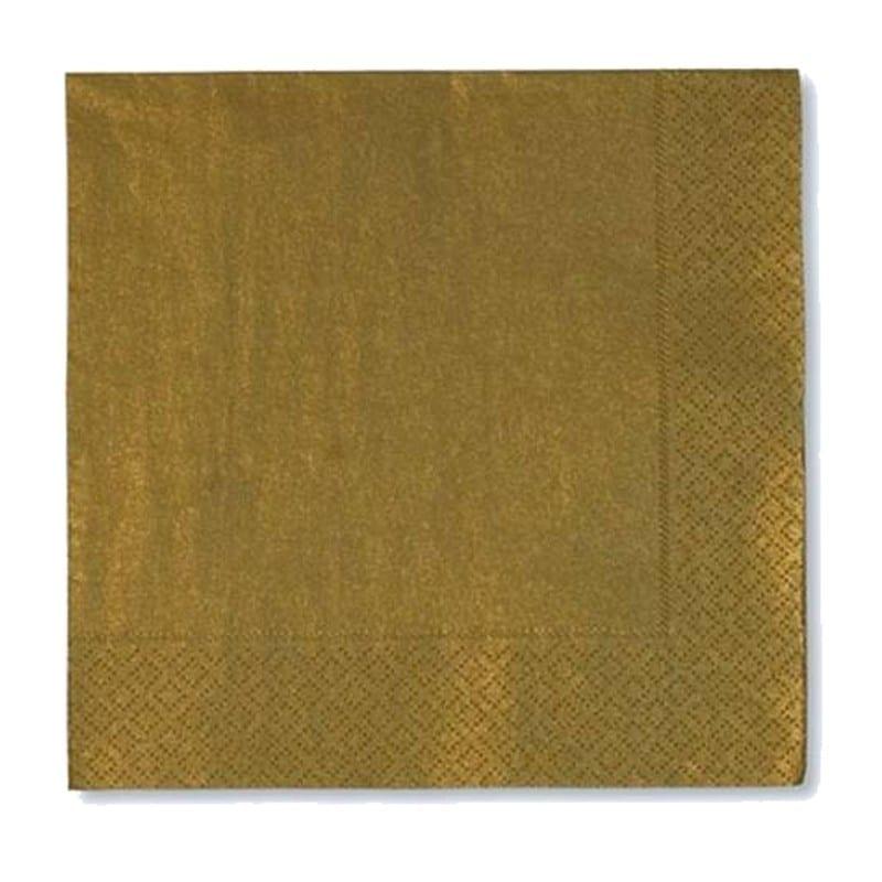 Tovaglioli Oro – Pz 50