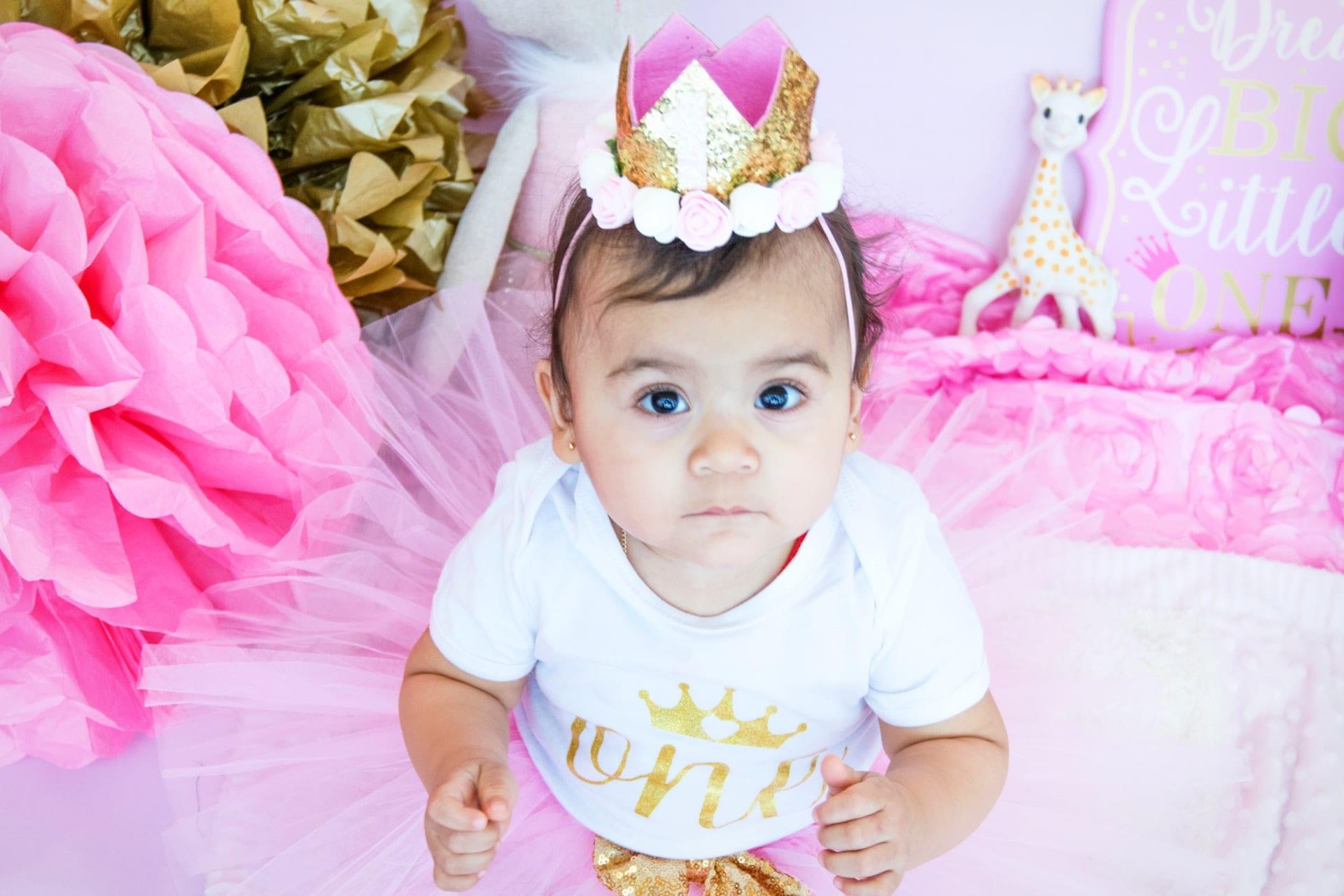 bimba principessa