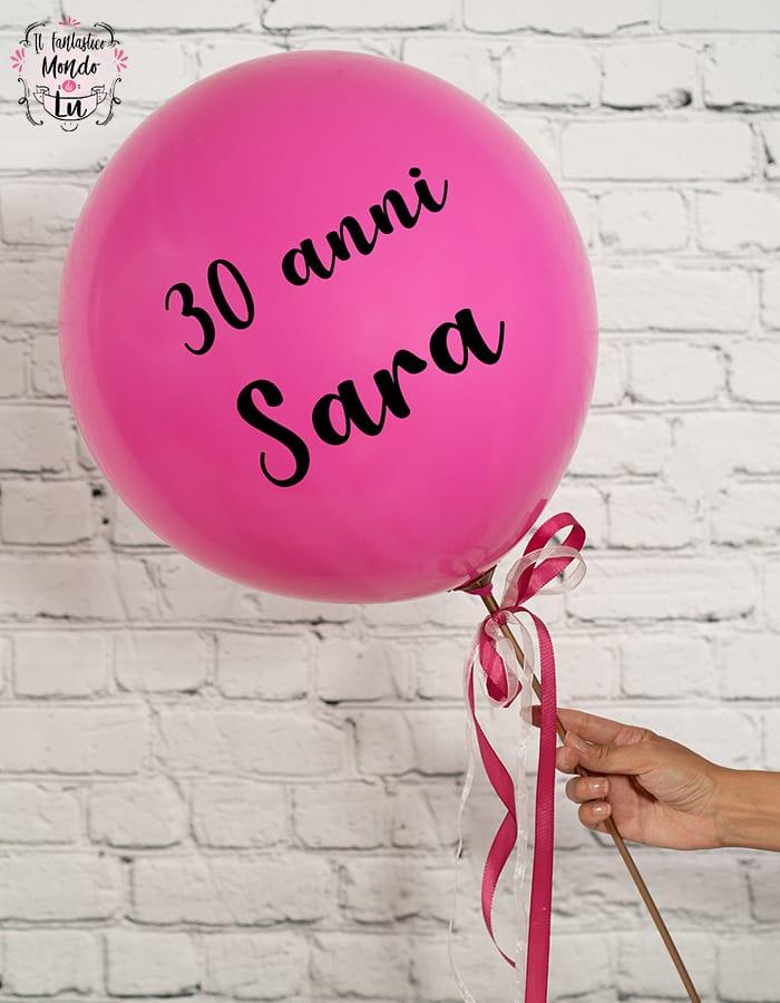 30 anni Sara