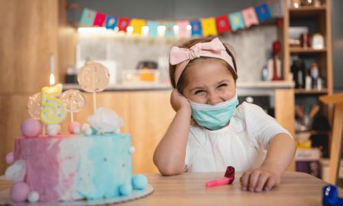 Come Organizzare Una Festa Di Compleanno Per Bambini Durante Il Covid - Il Fantastico Mondo Di Lù